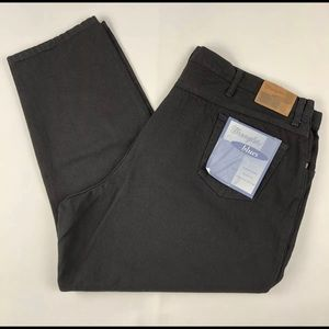 Wrangler Blues VG Tapered Relaxed Black Jean 46x30